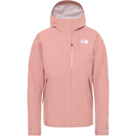 The North Face Dryzzle FutureLight Jacket Women pink clay